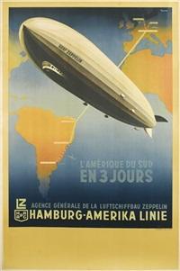 l'amérique du sud en 3 jours/hamburg-amerika linie by ottomar anton