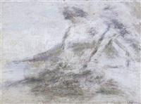 paisaje (el playón) by armando reverón