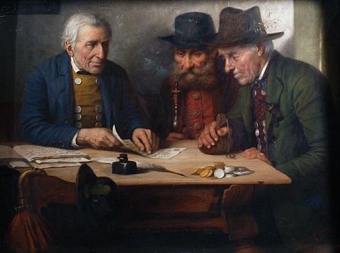 the deal by josef wagner hohenberg