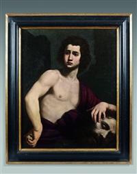david vainqueur by lorenzo lippi