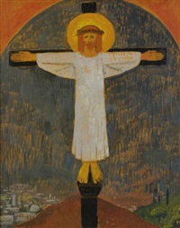 le christ blanc by paul sérusier
