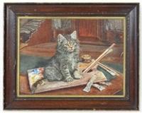 cat man by wilson hepple