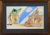 casciana by léopold survage