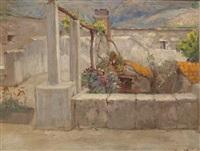 südliche terrasse by jenö karpathy