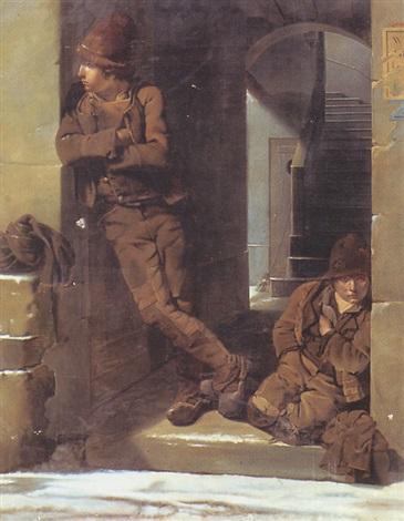 les petits ramoneurs by pierre antoine augustin vafflard