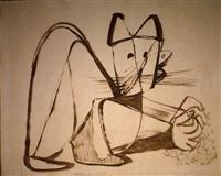 cat by jankel adler