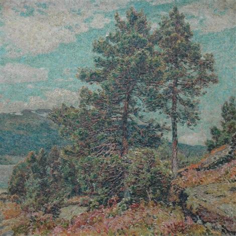 matin dans les montagnes by walter griffin