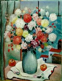 vaso de flores by alberto da veiga guignard