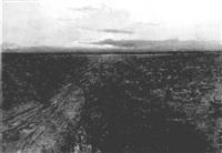sonnenuntergang by hermine von janda