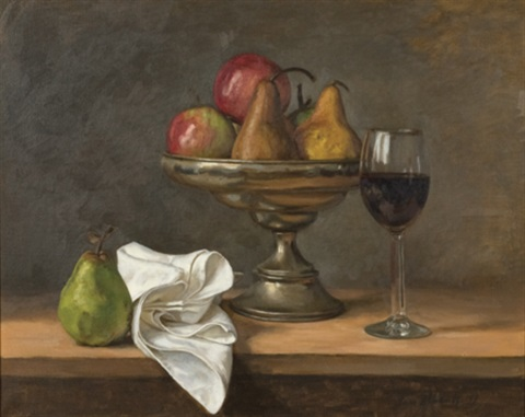pears wine by tom alberts