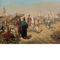 oriental town by robert gillar