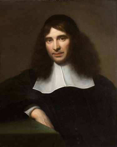 portrait dhomme by wallerant vaillant
