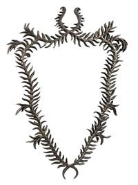 napoli mirror by oriel harwood