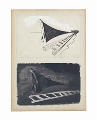 sketches from meditation by mike kelley