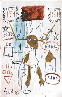 slide germ by jean-michel basquiat