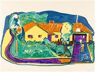 untitled (alice's house) by robert arneson
