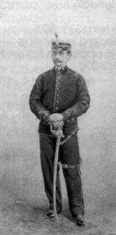 soldado by juan sanuy
