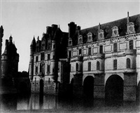chambord (+ chenonceaux, smllr; 2 works) by charles (ph) lenormand