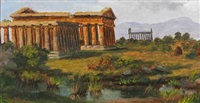 the temples of paestum by jörgen roed