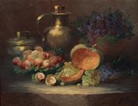 bodegón de frutas by eugenio oliva rodrigo