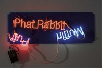 phat rabbit; muffin; puff by jason rhoades