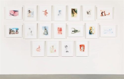 untitled negress notes in 18 parts by kara walker