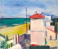 on the italian beach by aurél emöd