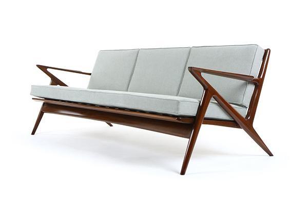 Selig Z Sofa By Poul Thorsbjerg Jensen