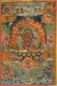 a bon po thangka of tagla membar by anonymous-tibetan (19)
