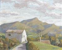 paysage by ramiro arrue