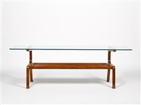 coffee table by schulim krimper