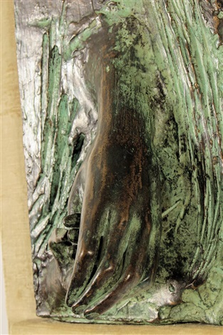 Hands Relief By Henry Moore On Artnet