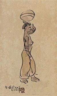 2000 土著妇女 by liu chiwei