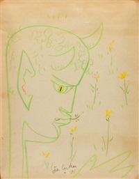 faune et fleurs by jean cocteau
