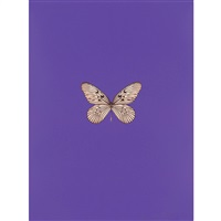 it's a beautiful day by damien hirst