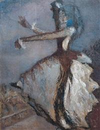 bailarina by carmelo de arzadún