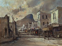 district six, lion's head beyond by christiaan nice