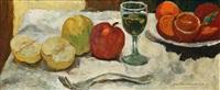le verre de vin by jean louis boussingault