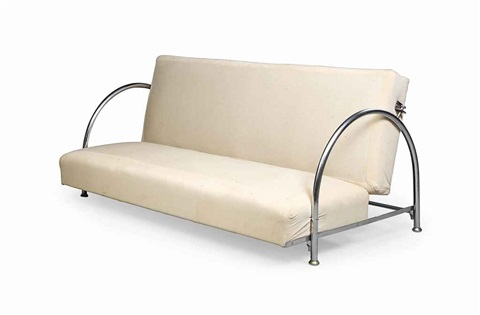 Fine Modernist Sofa Bed By Martha Van Coppenolle And Marcel Louis Bralicious Painted Fabric Chair Ideas Braliciousco