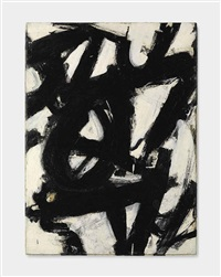 composition by franz kline