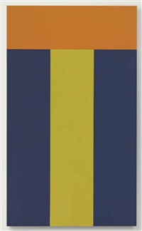 plane image by brice marden