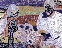 femmes de tahiti ou sur la plage de paul gaugin by (le cornudet, pierre) anonyme sans regret