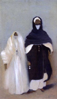 couple berbère by georgette simon