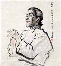慈母手中线 by jiang zhaohe