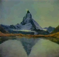 matterhorn by emil aufdenblatten