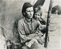 migrant mother, nipomo, california, march by dorothea lange