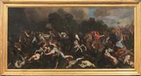 vittoria di eraclio su cosroe by italian school-roman (17)