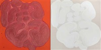 composition (diptych) by mithat sen