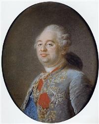 portrait du roi louis xvi by joseph boze