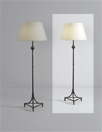 ossicle floor lamp by alberto giacometti